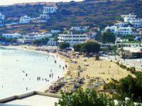 batsi beach andros